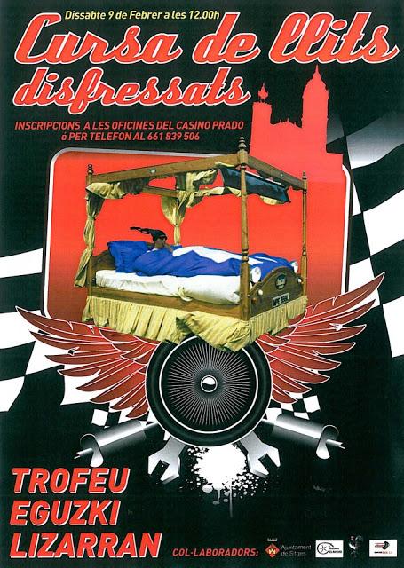2009 sitges bed race