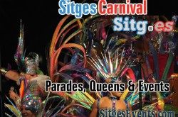 Promote your 'Sitges Carnival Themed Event' 2018