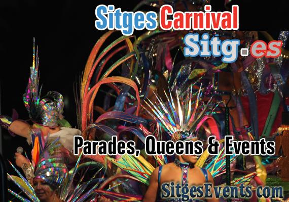 sitges carnival carnaval